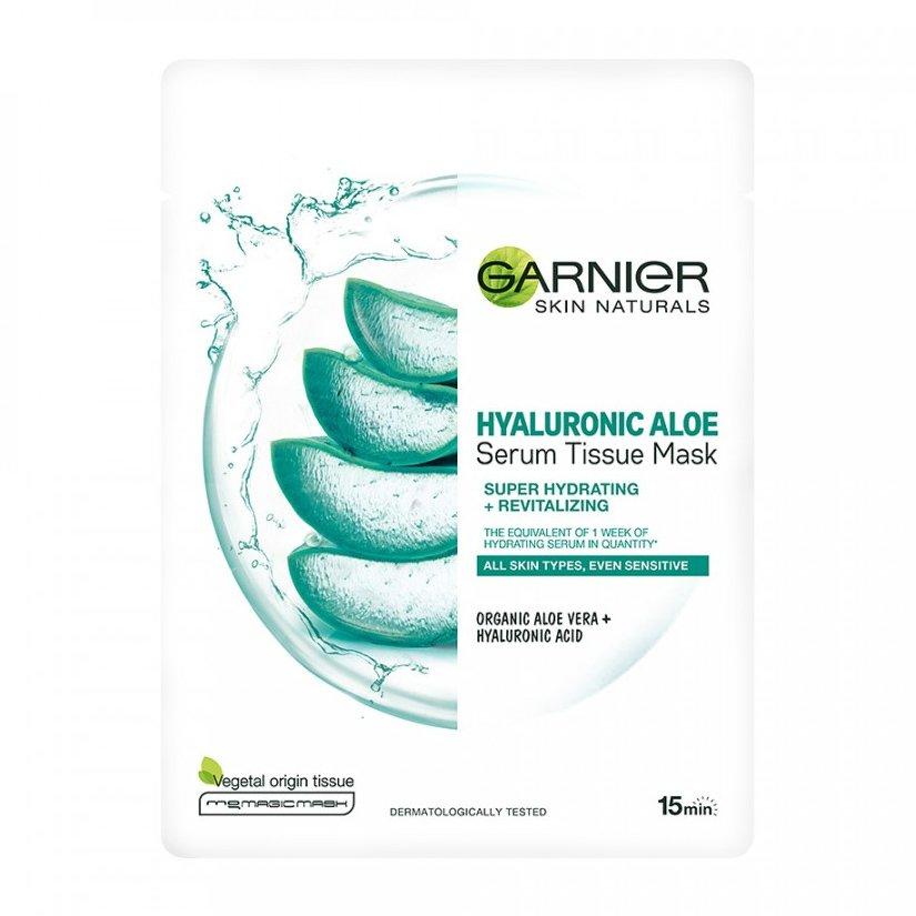 Garnier Skin Naturals Hyaluronic Aloe Serum Tissue Mask 28gr