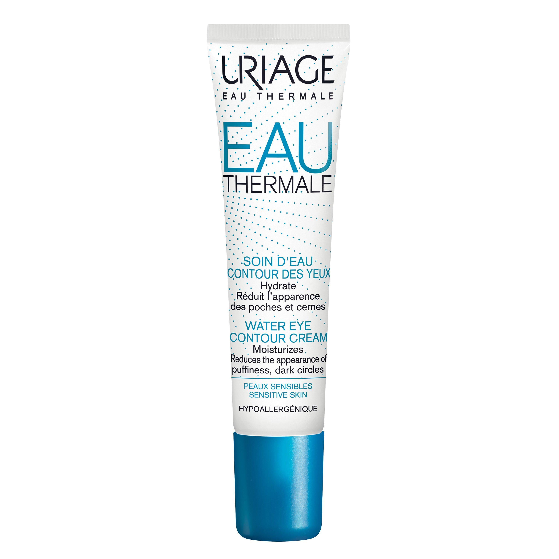 Uriage Eau Thermale Water Eye Contour Cream Μειώνει την Εμφάνιση των Λεπτών Γραμμών Αφυδάτωσης και των Μαύρων Κύκλων 15ml