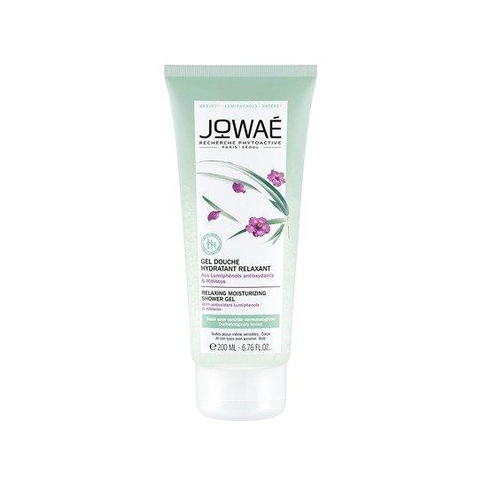 Jowae Gel Douche Hydratant Relaxant Hibiscus Χαλαρωτικό Ενυδατικό Αφρόλουτρο 200ml