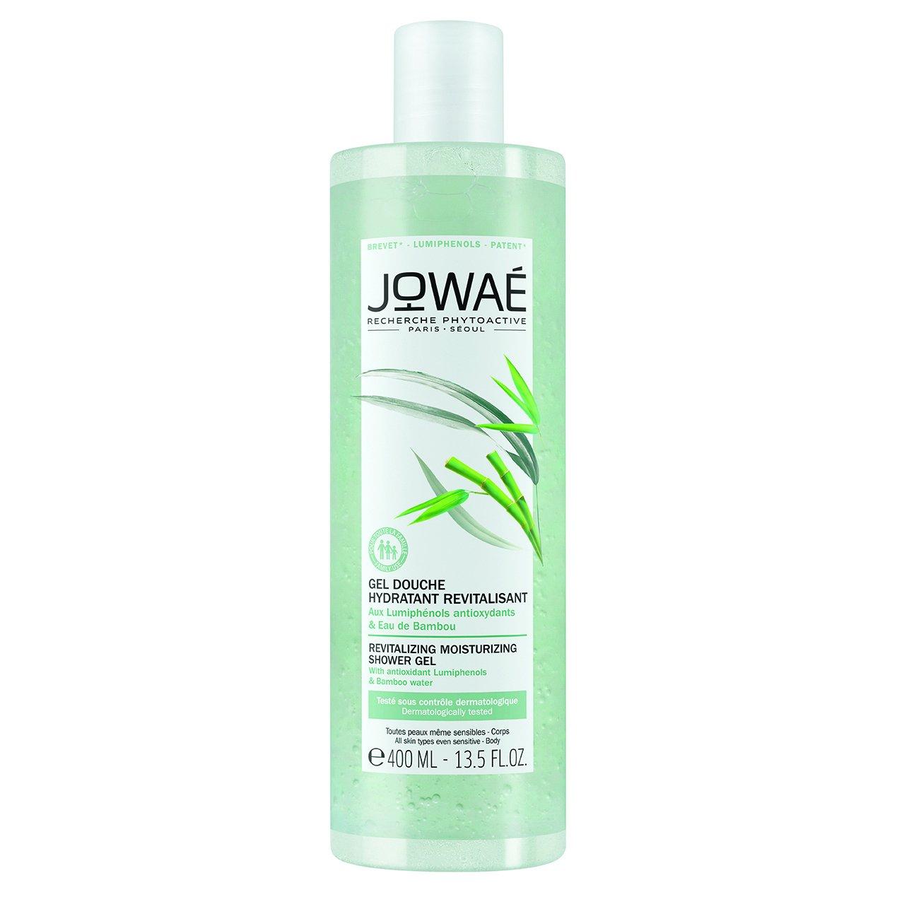 Jowae Revitalizing Moisturizing Shower Gel Αναζωογονητικό Αφρόλουτρο με Αντιοξειδωτικές Φωτοφαινόλες & Νερό από Μπαμπού 400ml