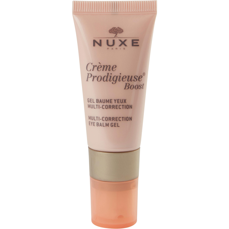 Nuxe Prodigieuse Boost Eye Balm – Balm Gel για την Περιοχή των Ματιών για Όλους τους Τύπους Επιδερμίδας, 15ml
