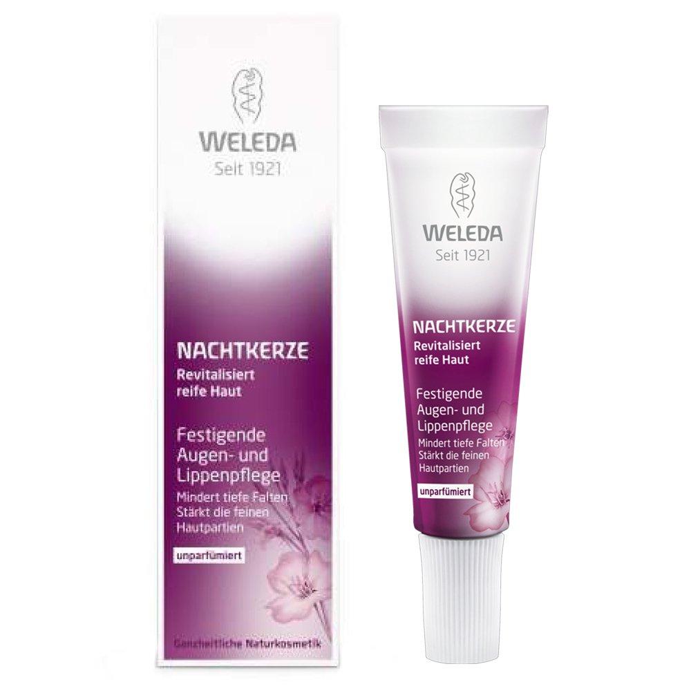 Weleda Age Revitalising Eye & Lip Cream Κρέμα Σύσφιγξης για Μάτια και Χείλη με Νυχτολούλουδο 10ml