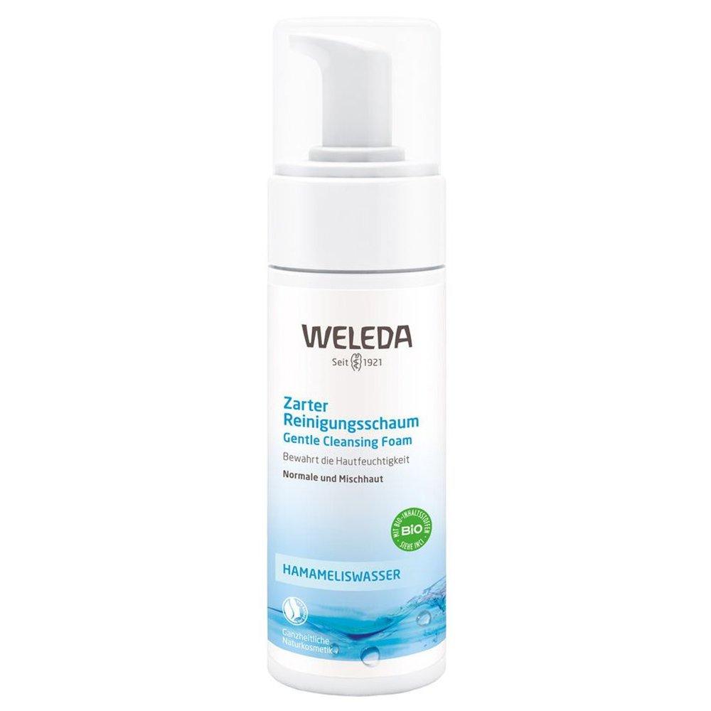 Weleda Gentle Cleansing Foam Ήπιος Αφρός Καθαρισμού για Κανονικό και Μικτό Δέρμα 150ml