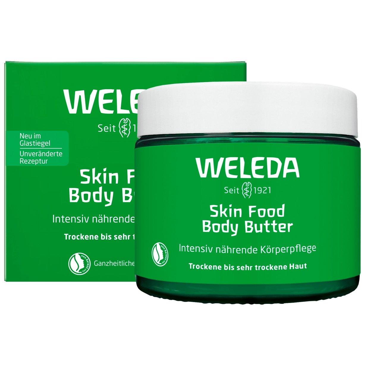 Weleda Skin Food Body Butter Ενυδατικό Βούτυρο Σώματος για Απολαυστική & Εντατική Ενυδάτωση σε Όλο το Σώμα 150ml