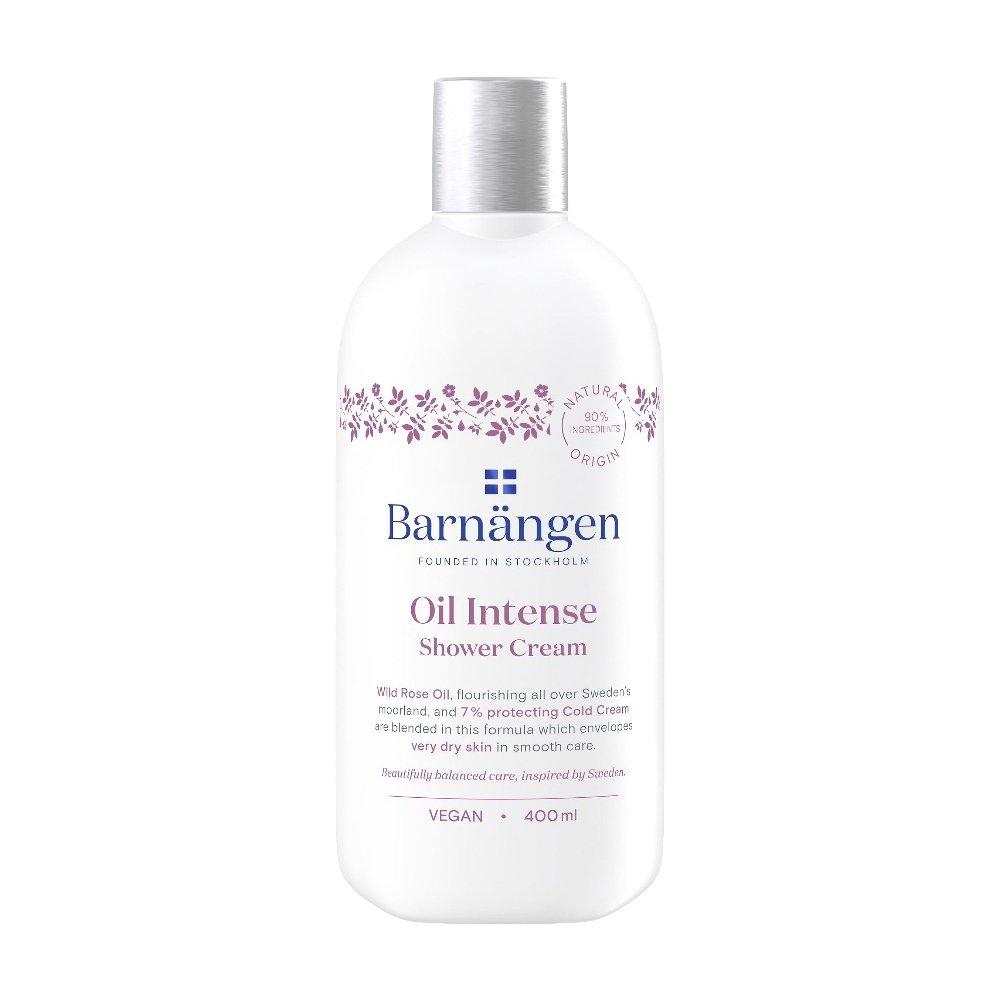 Barnangen Shower Cream Oil Intense Αφρόλουτρο για Πολύ Ξηρό Δέρμα 400ml