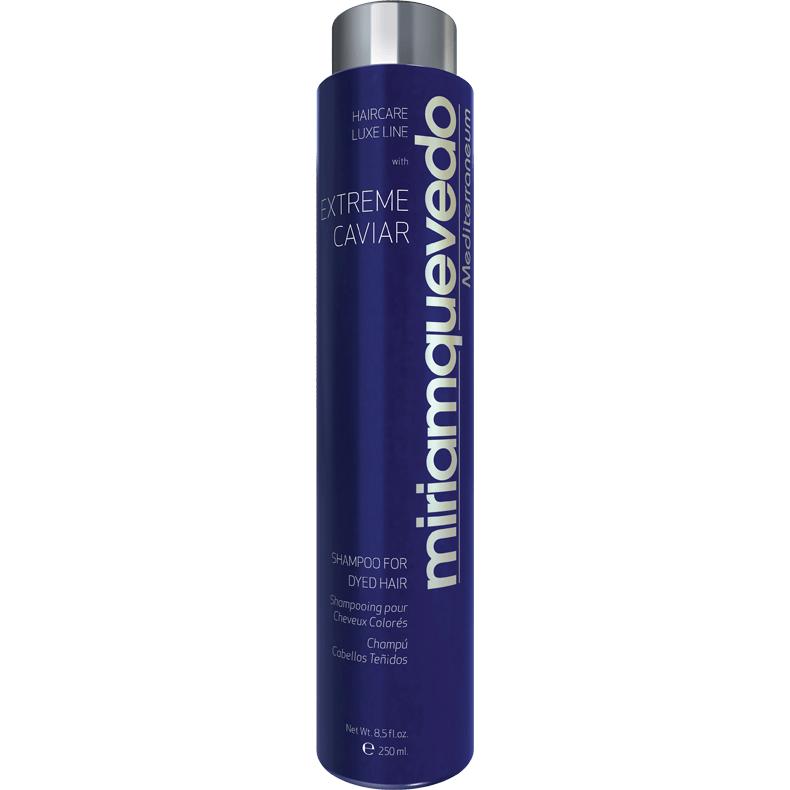 Miriam Quevedo Extreme Caviar Shampoo For Dyed Hair Σαμπουαν Για Βαμμένα Μαλλιά 250ml