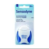 Sensodyne Expanding Floss 30m