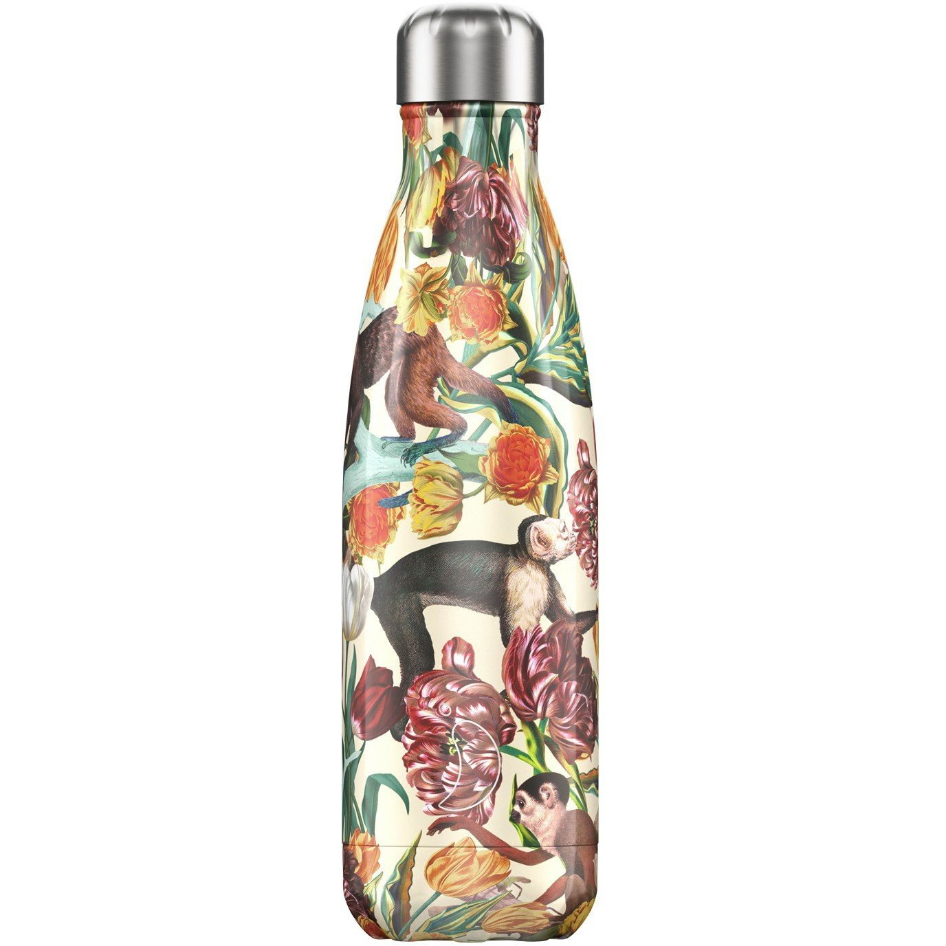 Chilly's Bottle Tropical Edition Monkey Ανοξείδωτο Θερμός 500ml