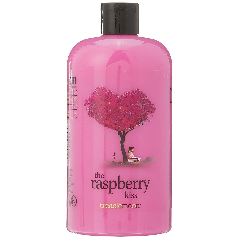 Treaclemoon the Raspberry Kiss Shower & Bath Gel Ενυδατικό & Θρεπτικό Αφρόλουτρο Σώματος με Εκχύλισμα Βατόμουρου 500ml