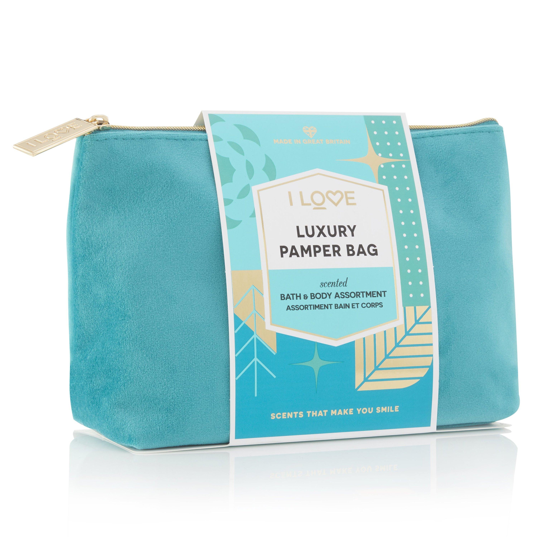 I love…Luxury Pamper Bag Σετ Mini Προϊόντων Περιποίησης Σώματος