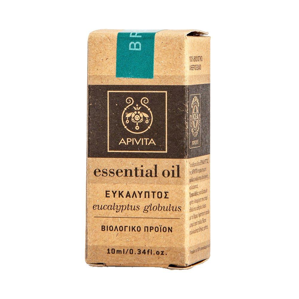 Apivita Essential Oil Ευκάλυπτος 10ml