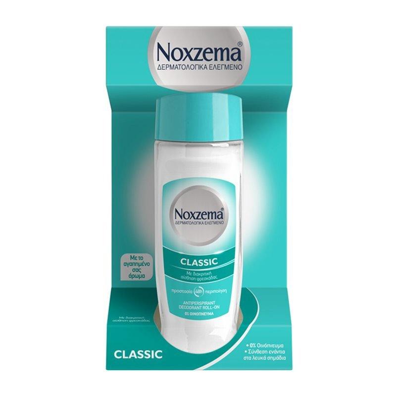 Noxzema Roll On Classic Διακριτικό Άρωμα 50ml