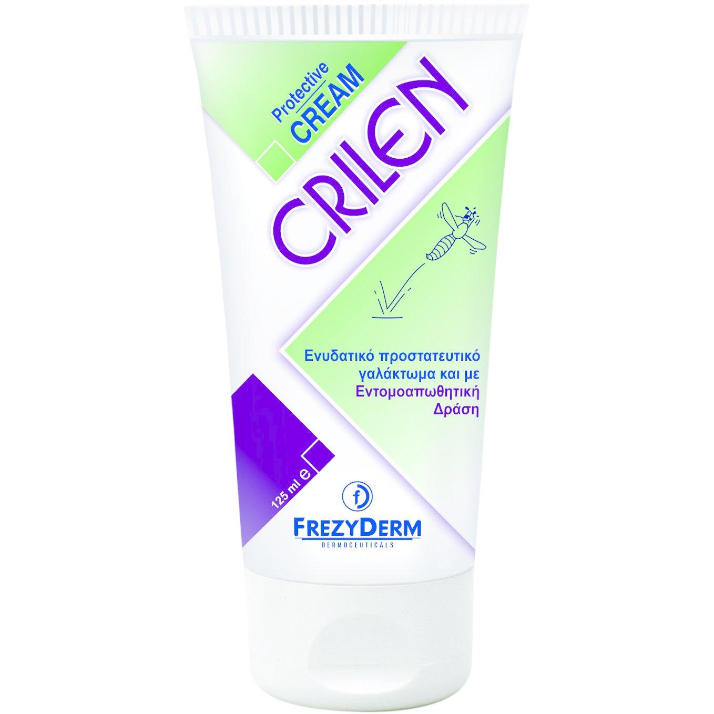 Frezyderm Crilen Cream Ενυδατικό Προστατευτικό Γαλάκτωμα με Εντομοαπωθητική Δράση 125ml