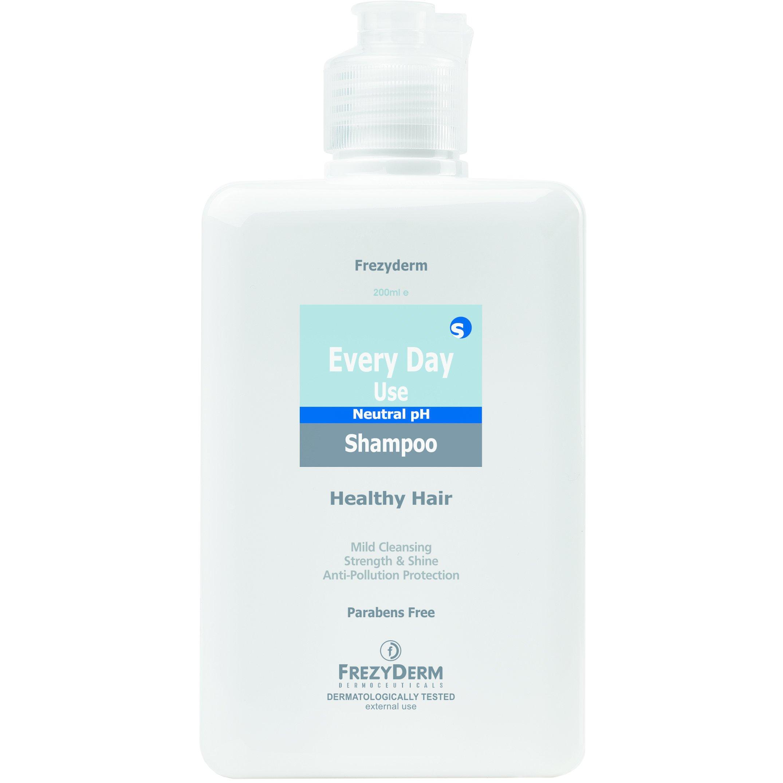 Frezyderm Hair Force Every Day Shampoo Απαλό Καθαριστικό Σαμπουάν για Συχνή Χρήση 200ml