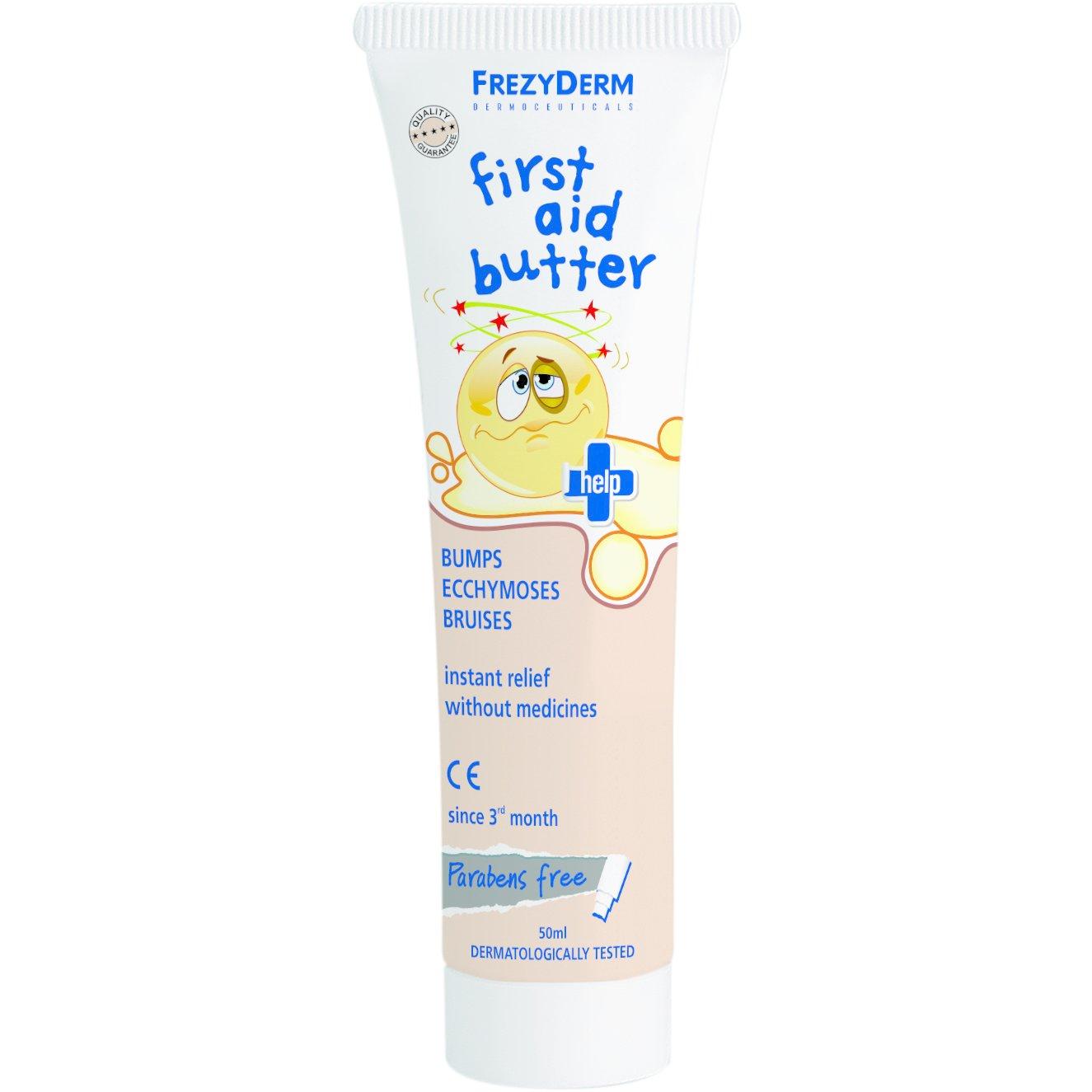 Frezyderm First Aid Butter Gel για Χτυπήματα, Μώλωπες & Εκχυμώσεις 50ml μητέρα παιδί   περιποίηση για το μωρό   πρώτες βοήθειες για το μωρό