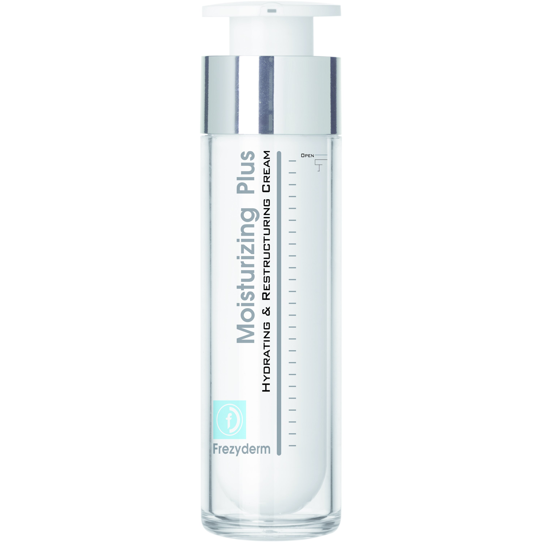 Frezyderm Moisturizing Plus Cream Εντατική Ενυδάτωση & Επανόρθωση για Ηλικίες 30+ 50ml