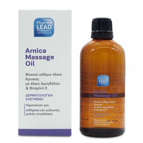 Pharmalead Arnica Massage Oil Λάδι Άρνικας για Μασάζ με Έλαιο Αμυγδάλου & Βιταμίνη Ε 100ml