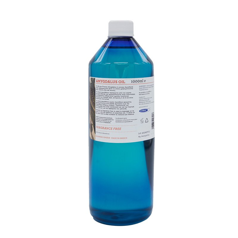 Ecofarm Amygdalus Oil Αμυγδαλέλαιο Χωρίς Άρωμα 1000ml
