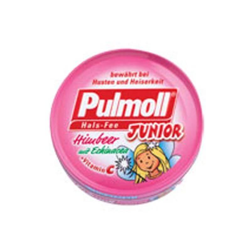 Pulmoll Junior Καραμέλες με Εχινάτσεα + Βιταμίνη C