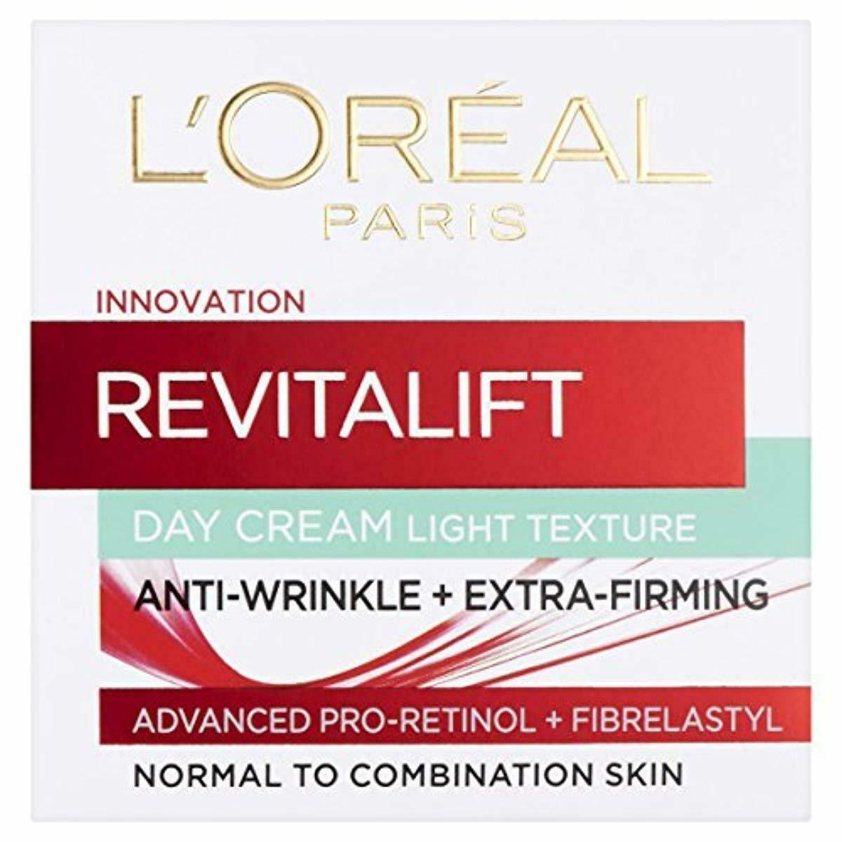 L'oreal Paris Revitalift Classic Light Day Cream Αντιρυτιδική Κρέμα με Ελαφρία Υφή 50ml