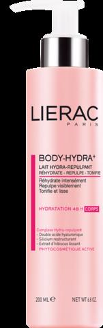 Lierac Body-Hydra Lait Repulpant Ενυδατικό Γαλάκτωμα Σώματος Για Επαναπύκνωση 200ml