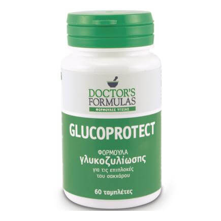 Doctors Formulas Glucoprotect 60 tabs