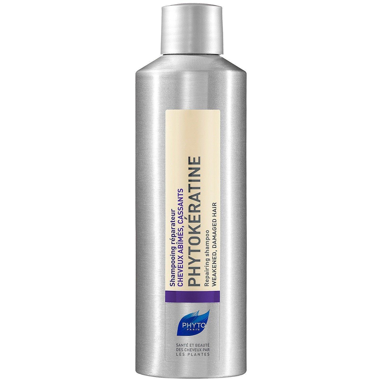Phyto Phytokeratine Shampoo Σαμπουάν επανόρθωσης Κατεστραμμένα-Ταλαιπωρημένα μαλλιά 200ml