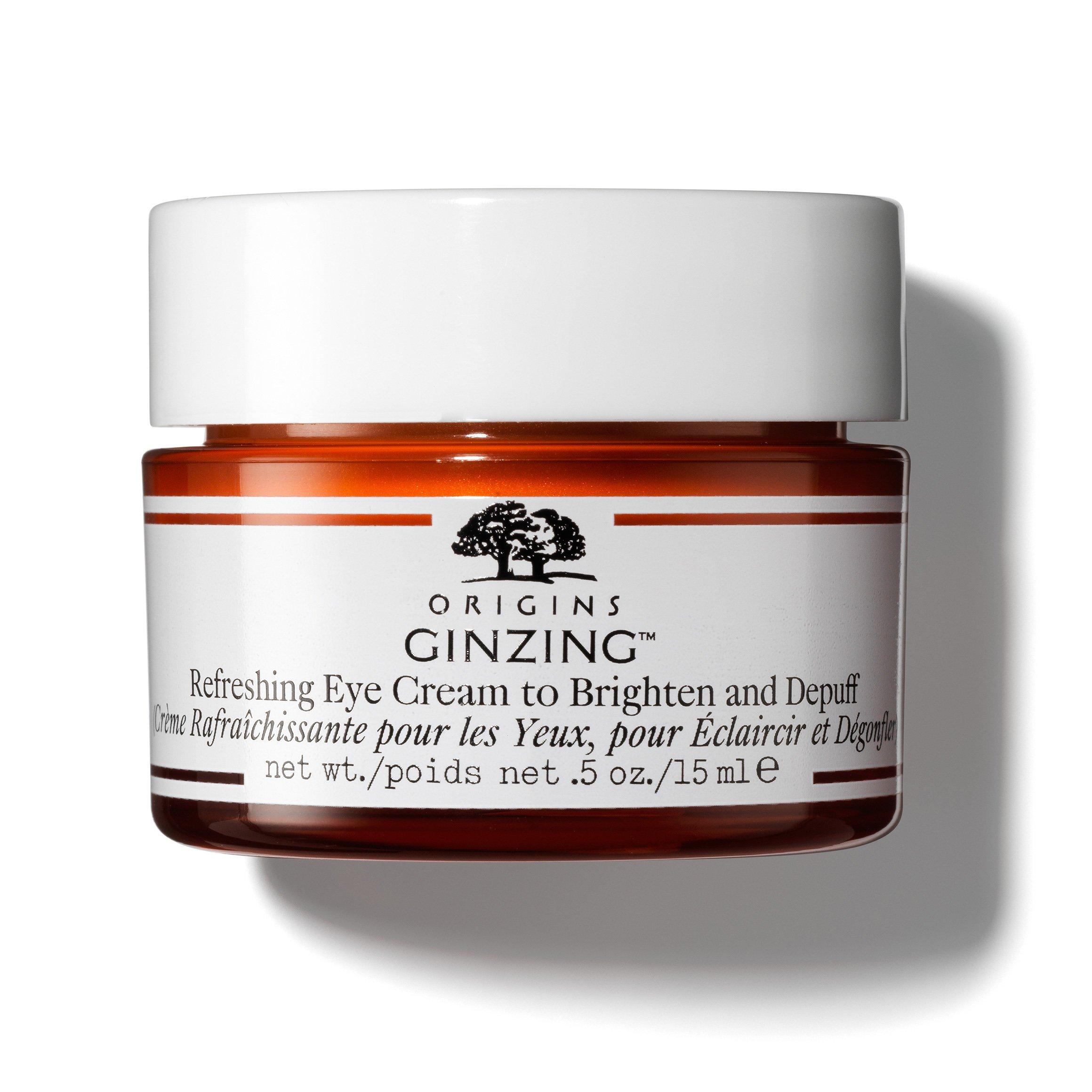 Origins Ginzing Refreshing Eye Cream To Brighten & Depuff Δροσιστική Κρέμα Ματιών Λάμψης & Αποσυμφόρησης 15ml