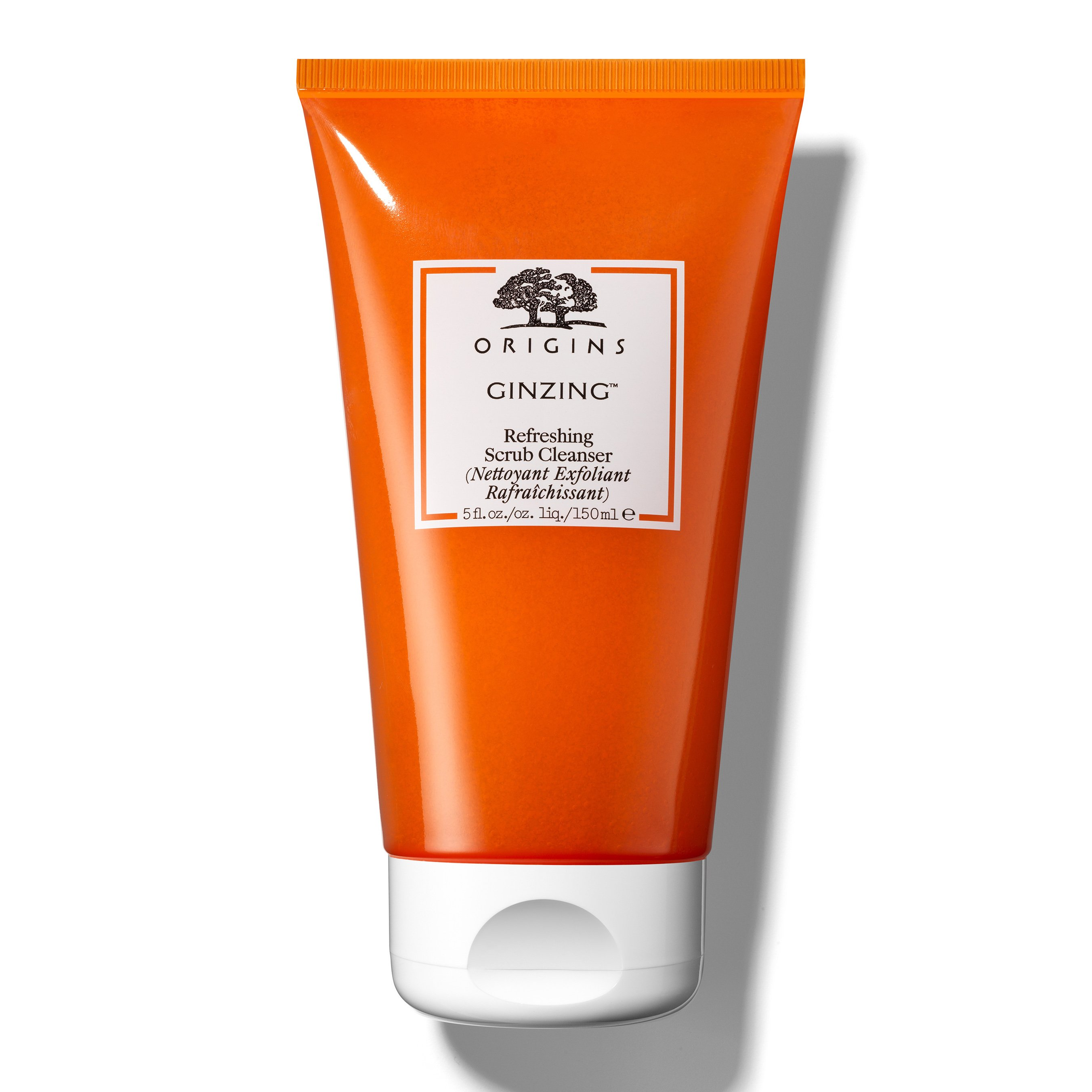 Origins Ginzing Refreshing Scrub Cleanser Αναζωογονητικό Καθαριστικό με Κόκκους Απολέπισης για Απαλή Επιδερμίδα 150ml