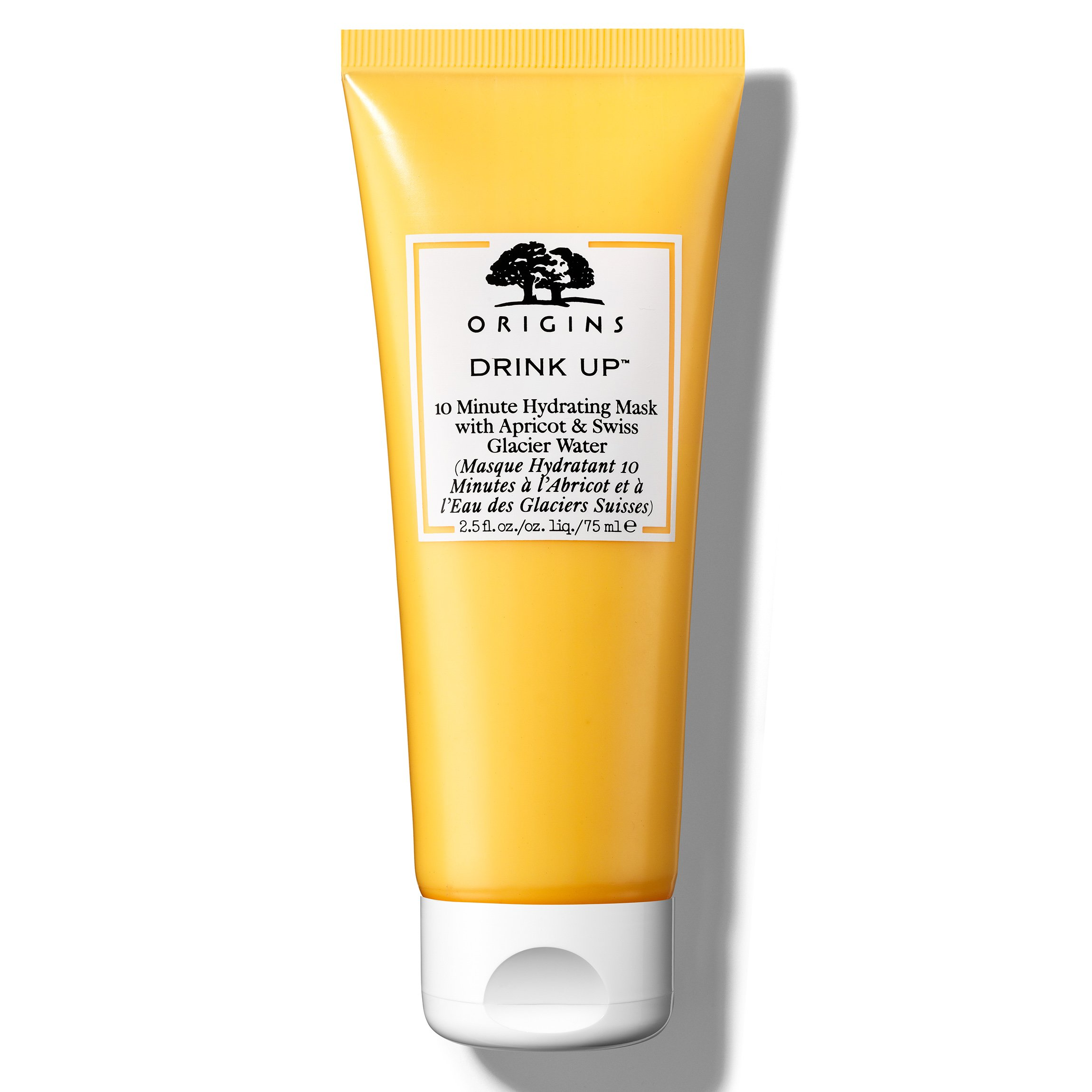Origins Drink Up 10 Minute Hydrating Mask Ενυδατική Μάσκα 10 Λεπτών με Βερίκοκο 75ml