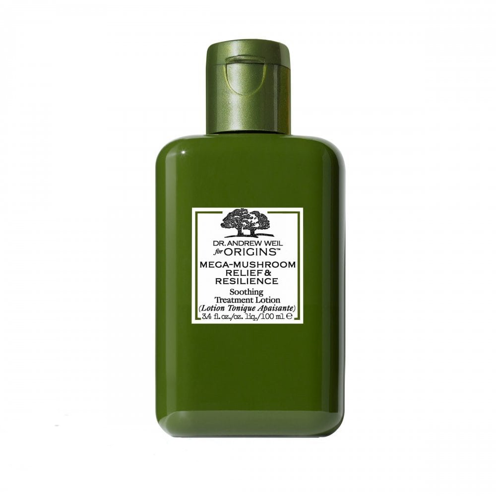 Origins Mega-Mushroom Relief & Resilience Soothing Treatment Lotion Ενυδατική Τονωτική Λοσιόν 100ml