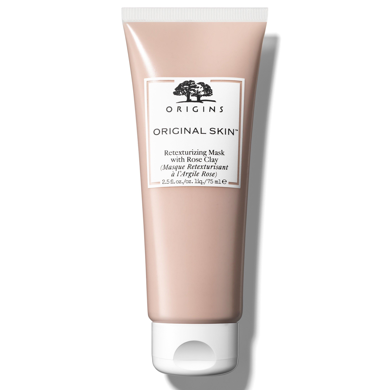 Origins Original Skin Retexturizing Mask With Rose Clay Αποτοξινωτική Μάσκα με Ροζ Άργιλο για Απαλή Απολέπιση 75ml