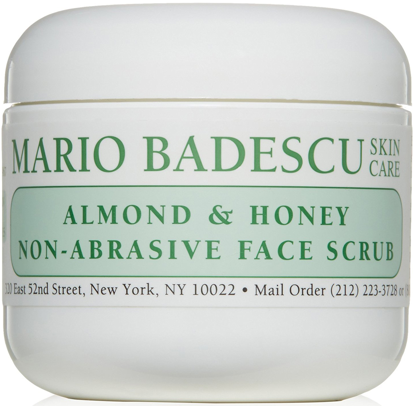 Mario Badescu Almond & Honey Non – Abrasive Face Srub Απολεπιστικό Srub Προσώπου για το Ξηρό – Αφυδατωμένο Δέρμα 118ml