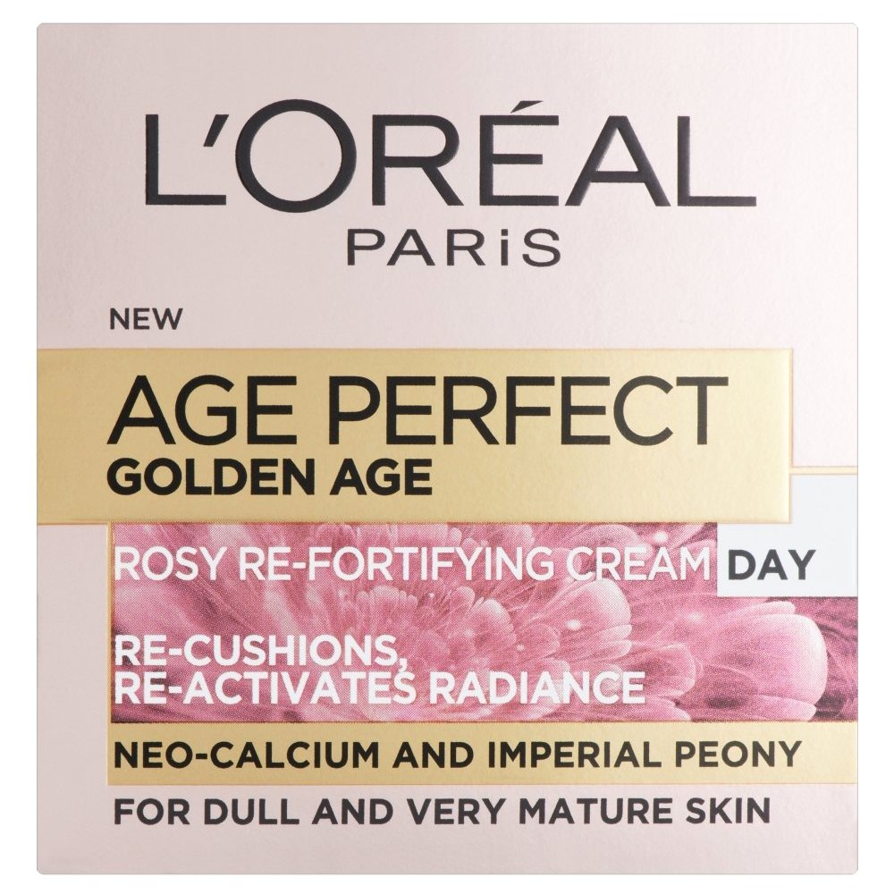 L'Oreal Paris Age Perfect Golden Age Day Αντιγηραντική Κρέμα Προσώπου 50ml