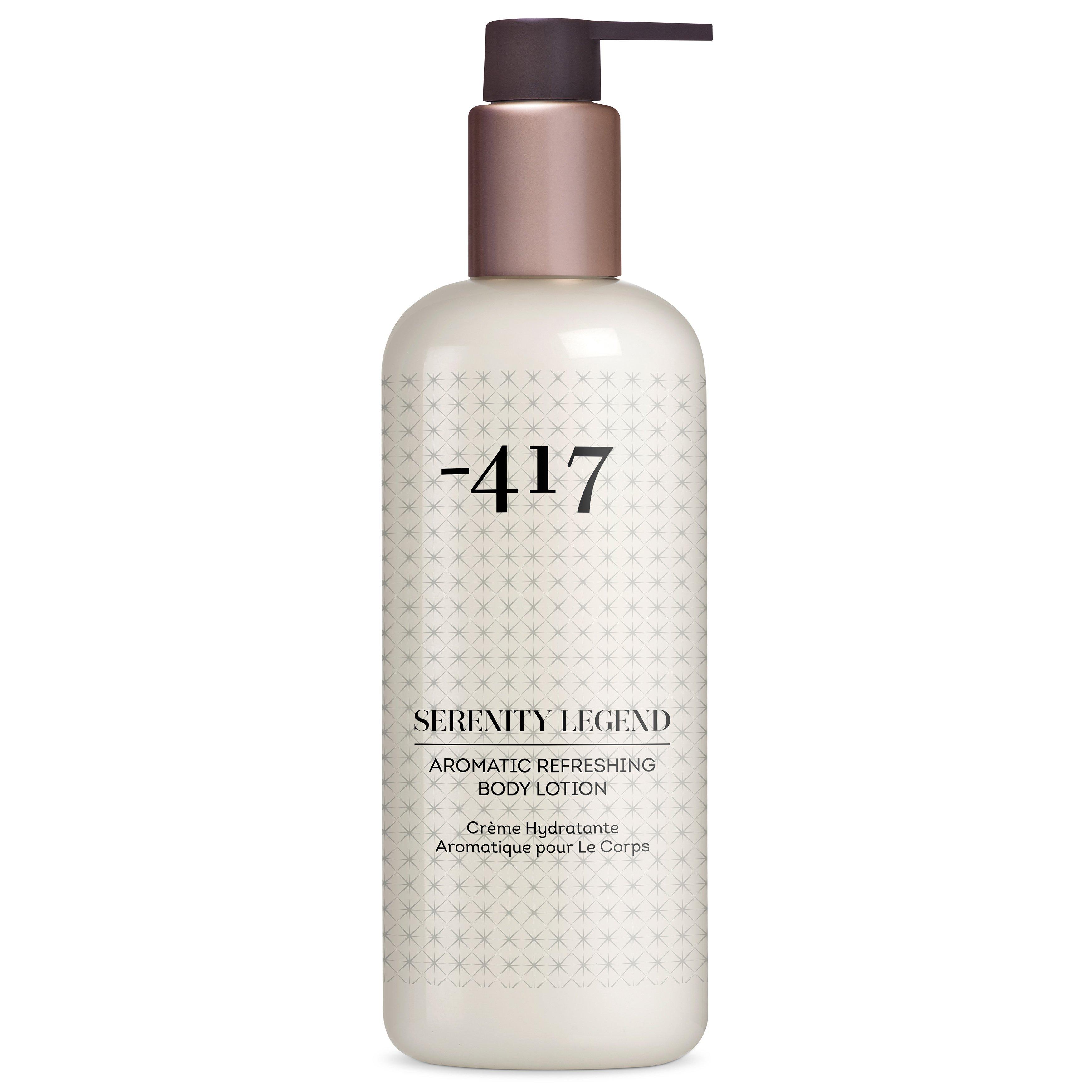 Minus 417 Serenity Legend Aromatic Refreshing Body Lotion Αρωματικό Ενυδατικό Γαλάκτωμα Σώματος 350ml