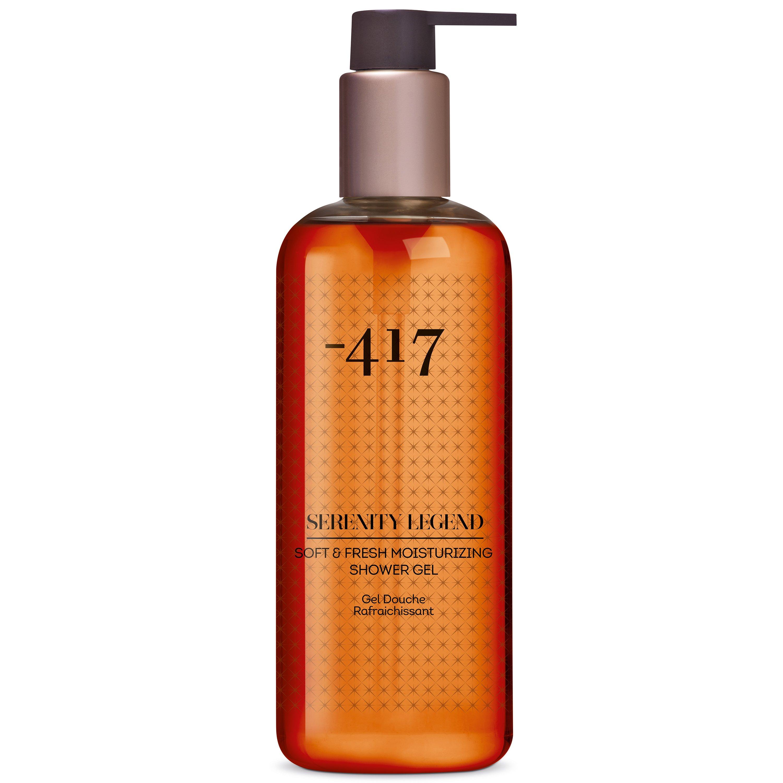 Minus 417 Serenity Legend Soft & Fresh Moisturizing Shower Gel Περιποιητικό & Ενυδατικό Τζέλ Αφρόλουτρο 350ml