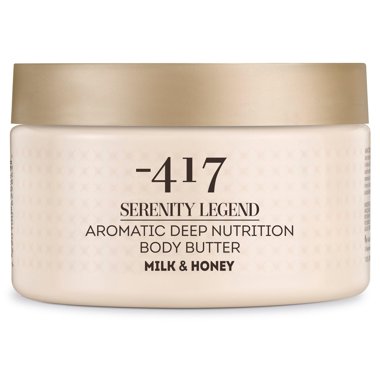 Minus 417 Serenity Legend Aromatic Deep Nutrition Body Butter Milk Honey Αρωματική Πλούσια Υπερθρεπτική Κρέμα Σώματος 250ml