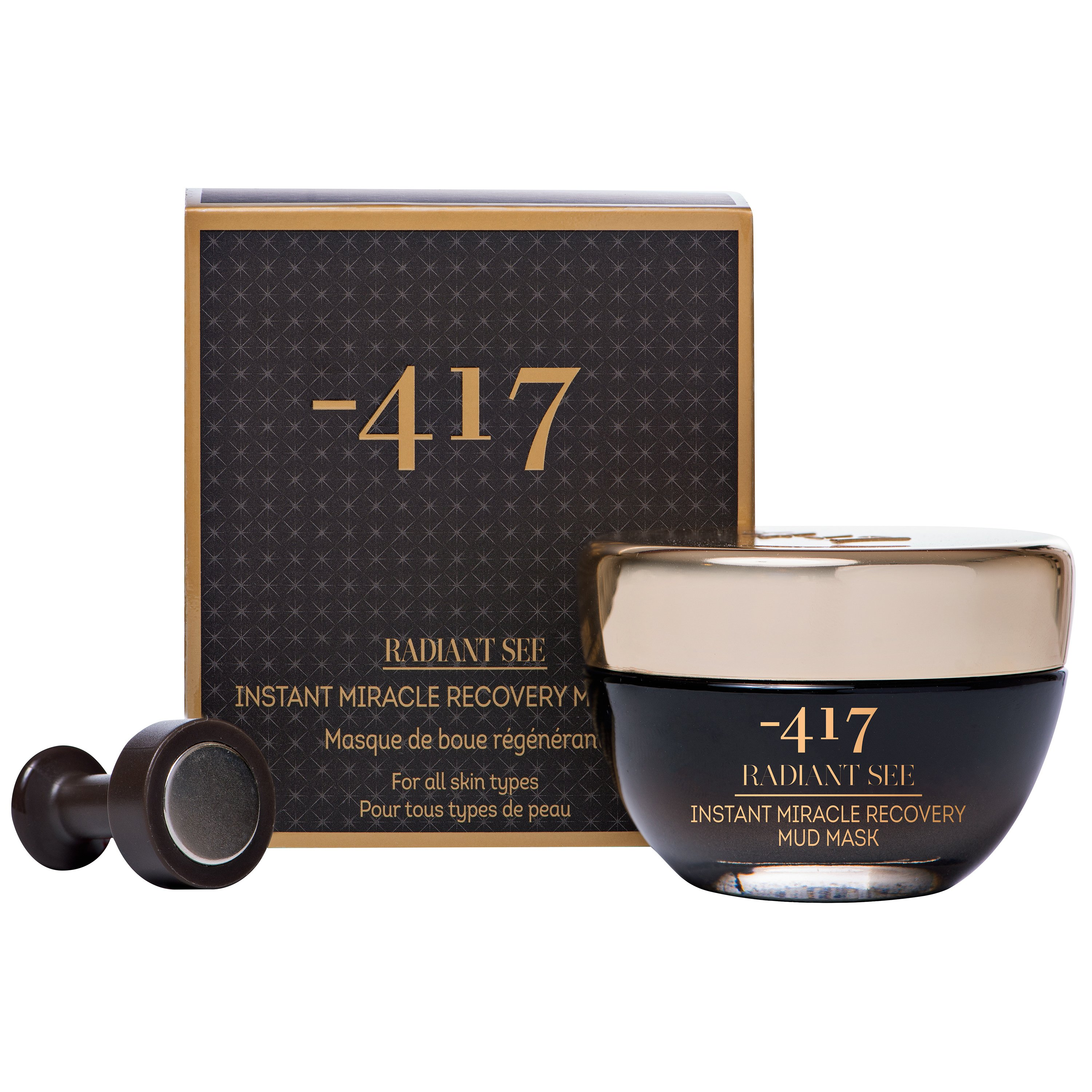 Minus 417 Instant Miracle Recovery Mud Mask 50ml
