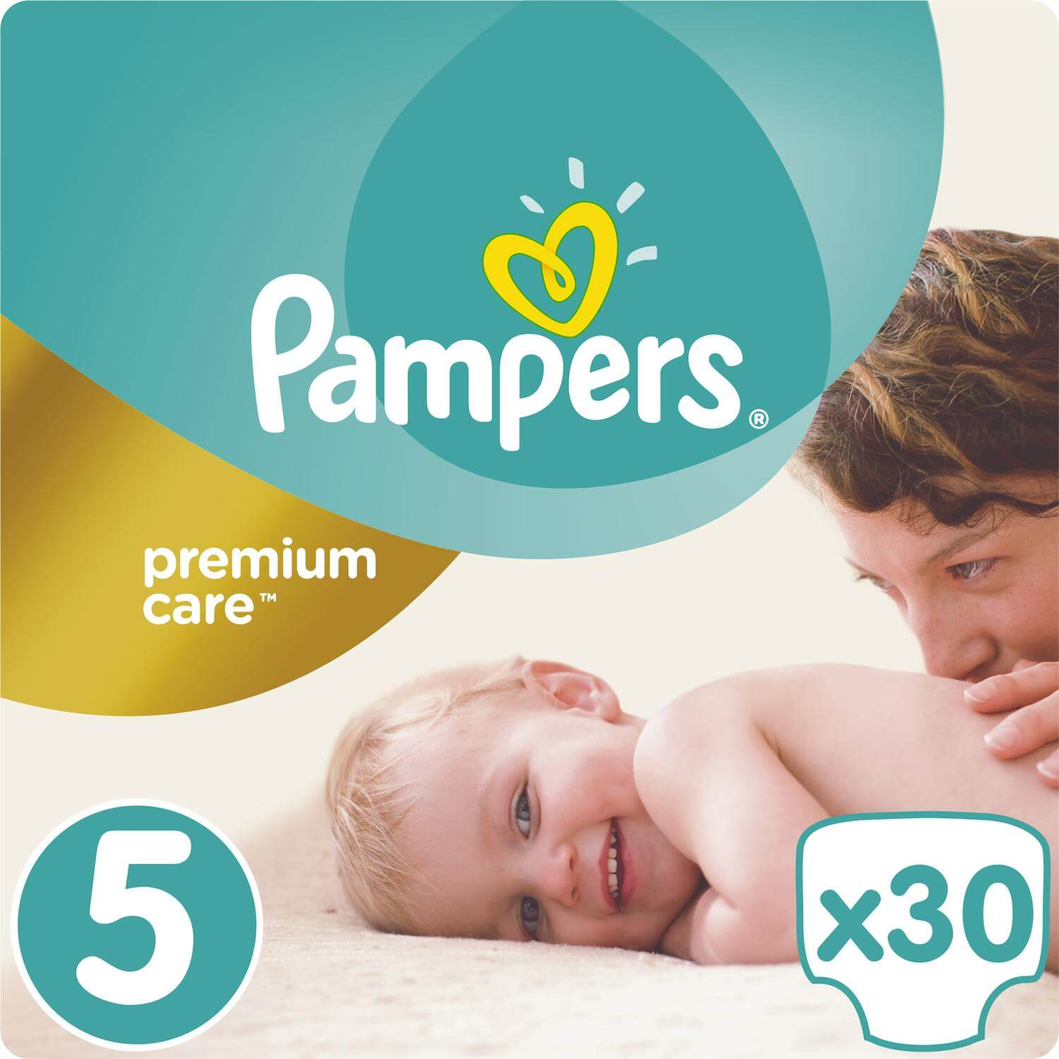 Pampers Premium Care No5 (11-18kg) 30 πάνες 19606