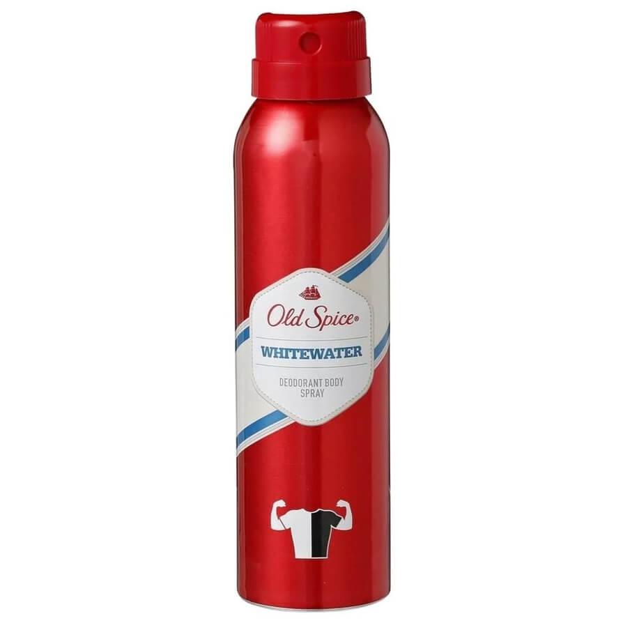 Old Spice Whitewater Deodorant Body Spray Αντι-ιδρωτικό & Αποσμητικό Spray Σώματος για Άντρες 150ml