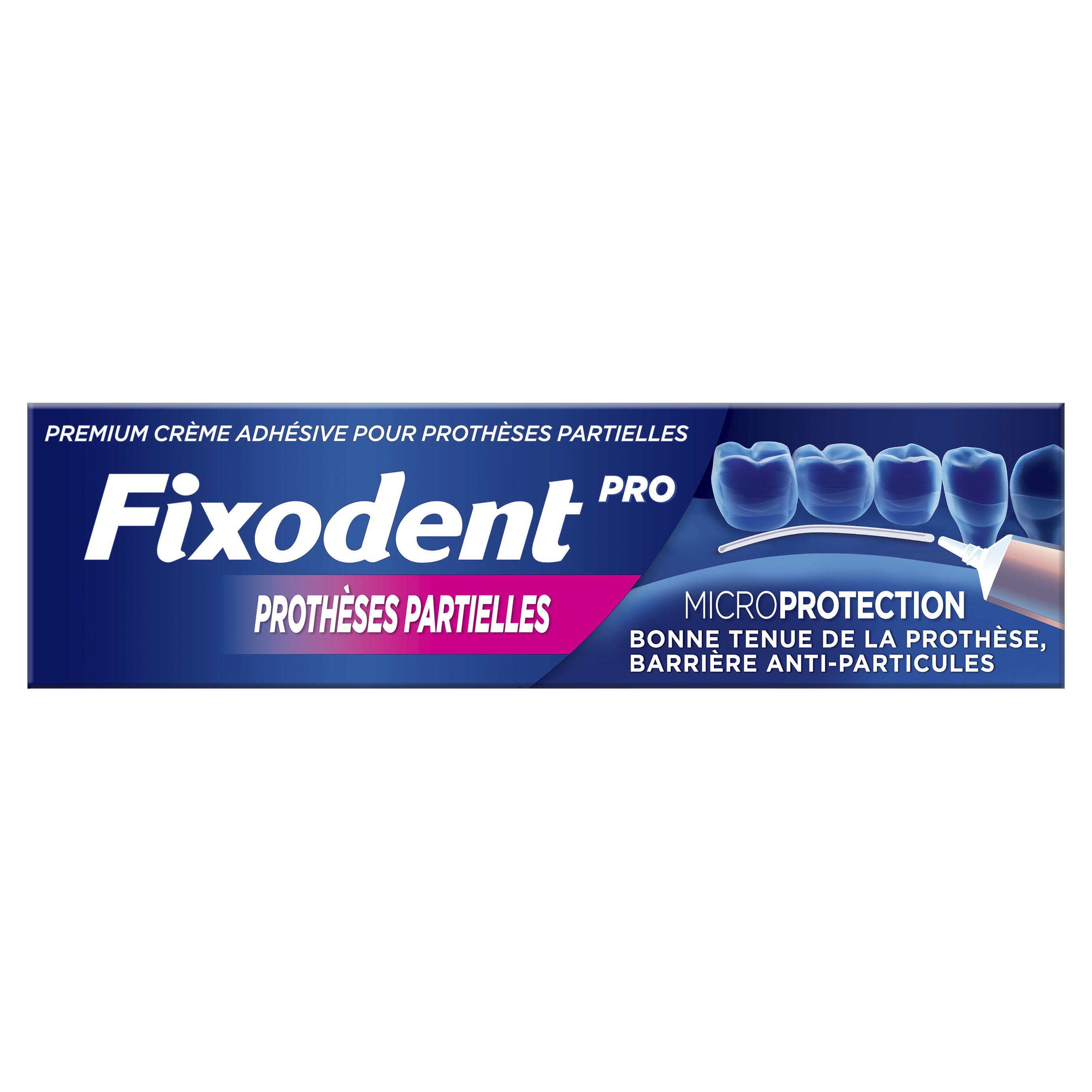 Fixodent Pro Micro Protection Micro Seal Στερεωτική Κρέμα για Μερική Τεχνητή Οδοντοστοιχία 40g