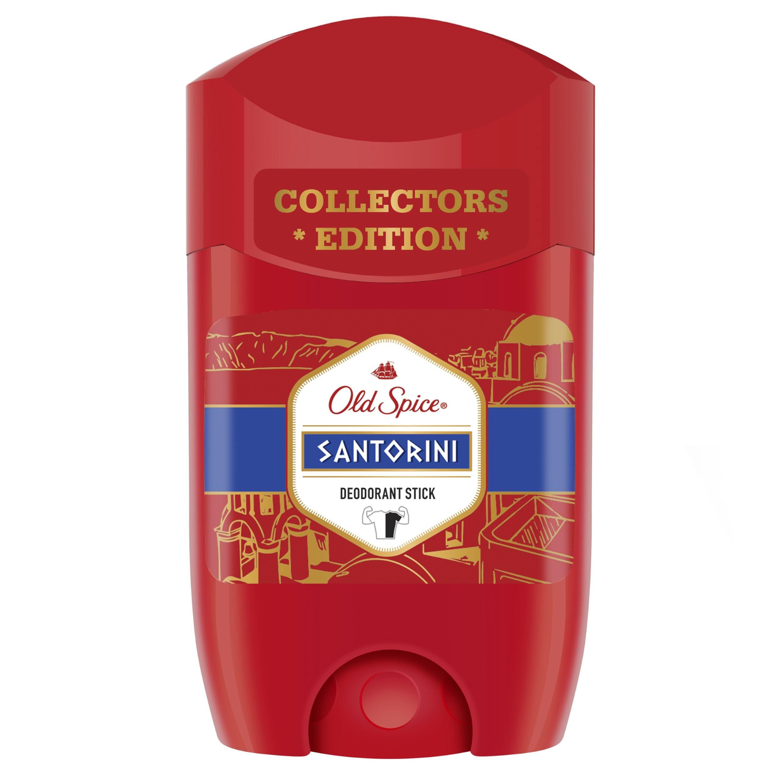 Old Spice Santorini Deodorant Stick Αποσμητικό Στίκ για Άνδρες 50ml