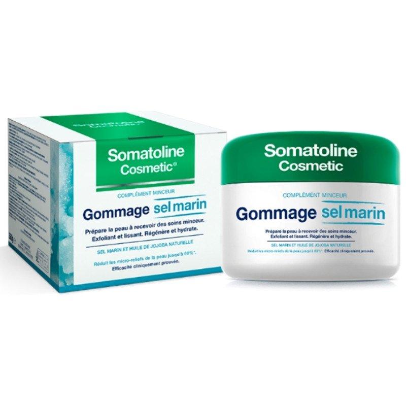 Somatoline Cosmetic Scrub Sea Salt Συμπληρωματική Αγωγή Αδυνατίσματος 350gr