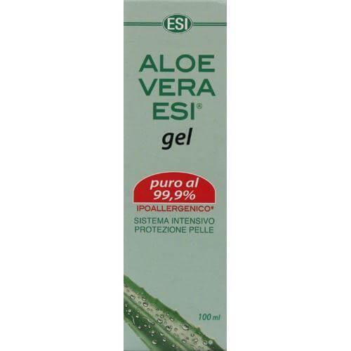 Εsi Aloe Vera Gel 99,9% Χαρίζει Άμεση Ενυδάτωση και Ανάπλαση 200ml