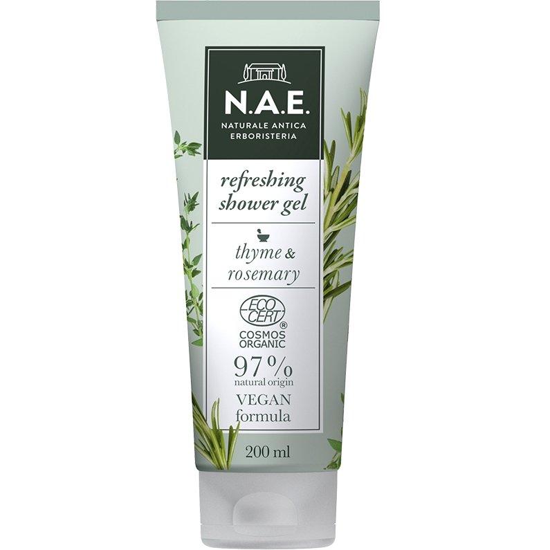 N.A.E. Freschezza Refreshing Shower Gel Τονωτικό Αφροντούζ 200ml