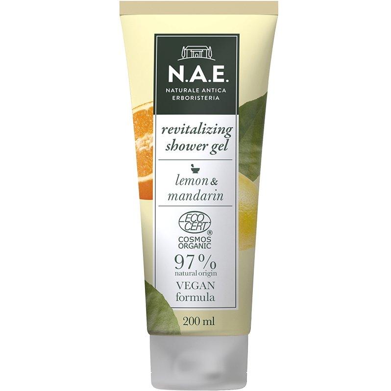 N.A.E. Vitalia Revitalizing Shower Gel Αναζωογονητικό Αφροντούζ 200ml