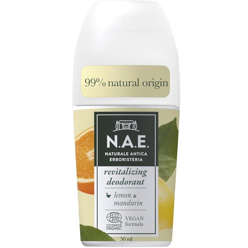 N.A.E. Vitalita Deodorant Αναζωογονητικό Αποσμητικό Roll-on 50ml
