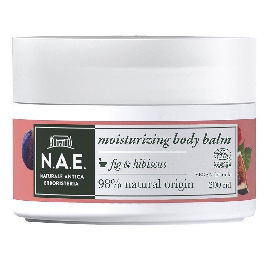 N.A.E. Idratazione Moisturizing Body Balm Ενυδατικό Βάλσαμο Σώματος Σύκο & Ιβίσκος 200ml