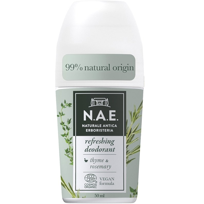 N.A.E. Freschezza Deodorant Τονωτικό Αποσμητικό Roll-on 50ml