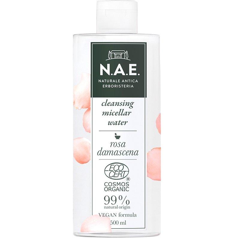 N.A.E. Purezza Cleansing Micellar Water Απαλό Micellar Νερό 500ml